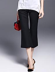 Знак весны новые случайные брюки женские колготки черные стрейч брюки микро спикер был тонкий