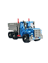 Building Blocks Educational Toy Pull Back Vehicles For Gift  Building Blocks Model & Building Toy Truck5 to 7 Years 8 to 13 Years 14