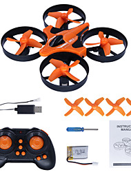 Drone RC Quadcopter 4CH 6 Axis 2.4G LED One Key To Auto-Return Failsafe Headless Mode 360 Rolling Low Battery Warning