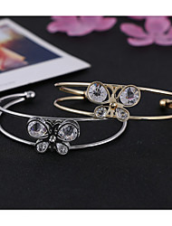 Bangles Alloy Flower Natural Women's Girls´ Jewelry 1pc