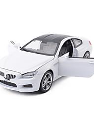 Baustellenfahrzeuge Aufziehbare Fahrzeuge Auto Spielzeug 1:25 Metall Grau Rot Weiß Model & Building Toy