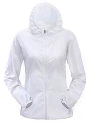 Жен. Универсальные Куртка для туризма и прогулок Сохраняет тепло Быстровысыхающий С защитой от ветра Ультрафиолетовая устойчивость