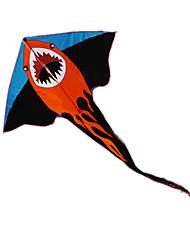 kites Tubarão Tecido Especial Unisexo 8 a 13 Anos 14 Anos ou Mais
