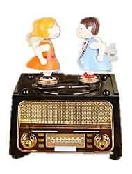 Music Box Toys Novelty & Gag Toys Novelty Plastic