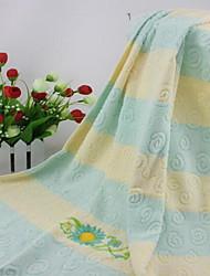 Полотенца для мытьяВышивка Высокое качество 100% хлопок Полотенце