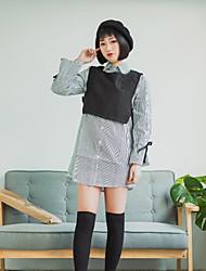 Signe printemps nouveau collège vent harajuku veste de vêtements deux pièces
