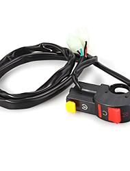 Atv мотоцикл кластер свет рог переключатель света указателя поворота