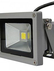 HKV® 1Pcs 10W Festoon LED Floodlight Integrate LED 900-1000 lm Warm White Cool White Natural White Waterproof AC85-265 V