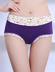 Print Floral Shorties & Boyshorts PantiesModal