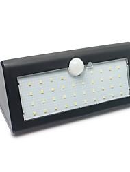 48 led mouvement de sécurité sans fil étanche à l'énergie solaire extérieur veilleuses lumière du capteur