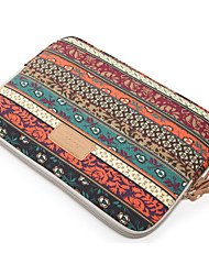 for Touch Bar Macbook Pro 13.3/15.4 Macbook Air 11.6/13.3 Macbook Pro 13.3/15.4 Retro Bohemian Style Design Shockproof Laptop Sleeve Bag
