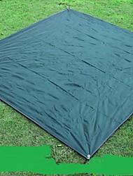 Résistant à l'humidité Tapis de camping Orange Olive Randonnée Camping Voyage