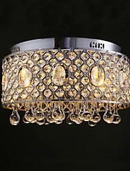 Crystal Ceiling Light with 4 lights