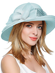 Dome wide-brim organza three-dimensional flowers gauze to restore ancient ways ms spring/summer sunshade cap