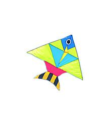 Воздушные змеи Треугольник Рыбки Животные Спорт и отдых на свежем воздухе Новинки Нейлон Универсальные