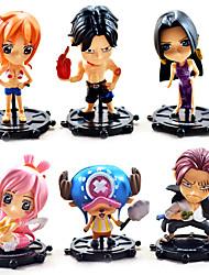 Figures Animé Action Inspiré par One Piece Boa Hancock PVC 10 CM Jouets modèle Jouets DIY