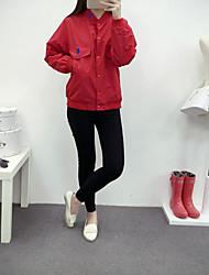 Korea BF letter embroidery candy-colored jacket ulzzang Japanese male and female couple baseball uniform jacket