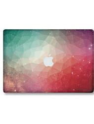 For MacBook Air 11 13/Pro13 15/Pro with Retina13 15/MacBook12 Color Star Decorative Skin Sticker Glow in The Dark