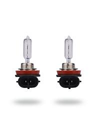 Puce de lampe de voiture gmy® h9 12v 65w claire 2pcs