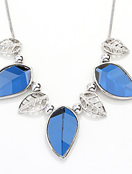 Women's Pendant Necklaces Jewelry Flower Chrome Cute Style Jewelry For Special Occasion Gift 1pc