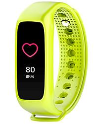 yyl30t pulsera inteligente / elegante de la pantalla táctil reloj / color del monitor del ritmo cardíaco banda inteligente SmartBand