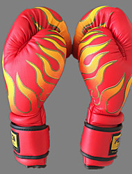 Boxing Gloves Pro Boxing Gloves Boxing Training Gloves for Boxing Mittens Shockproof Wearproof High Elasticity Protective PUWULONG