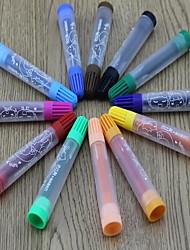 24 цвета можно помыть покрасить ручку