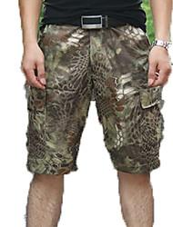 Homme Cuissard  / Short Chasse Sport de détente Etanche Respirable Pare-vent Vestimentaire Printemps Eté Automne Olive
