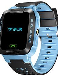 Smartphone-Uhr Kinder Kinderarmbanduhr gsm gprs gps-Locator Tracker verloren Anti-Touch-Smartwatch Kinderschutz für ios android