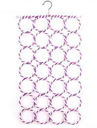Porte-Cravates Acier inoxydable avecFonctionnalité est Ouvert , Pour Tissu