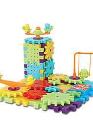 Changeable Track Car Kindergarten Toys Souptoys Building Blocks For Children Gift  Building Blocks