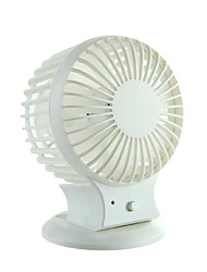 petit ventilateur rechargeable d'un ventilateur portable sur la table mini fan fan USB charge double ventilateur Hakaze