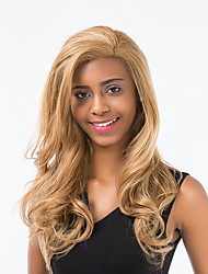 New Style Enchanting Long Curly Hair  Human Hair Lace Front Wig