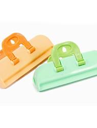 2 Pças. língua For Para utensílios de cozinha Plástico Gadget de Cozinha Criativa Novidades