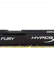 Kingston RAM 4GB DDR4 2400MHz Desktop Memory HX424C15FB/4