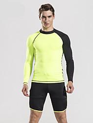 HISEA® Pánské Neopren šortky Proti záření Yumuşak Čínský nylon Diving Suit Kraťasy-Plážové Jaro Léto Podzim Módní