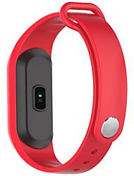 O bracelete esperto da mulher dos homens de yyb15p / smarwatch / monitor do ritmo cardíaco sm wristband monitora o pulso de disparo ip67
