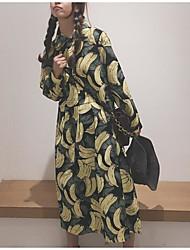 Vestido de banana