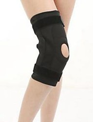 Knee Brace for Fitness Cycling/Bike Running Unisex Adjustable Breathable Vibration dampening Protective Sports EVA Lycra Spandex 1 Pair