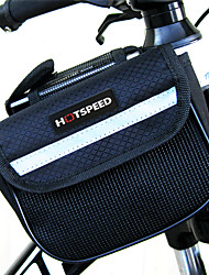 Bike BagBike Frame Bag Waterproof Phone/Iphone Bicycle Bag Cycle Bag Cycling/Bike 14*11*5