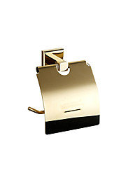 Toilet Paper Holders Modern Brass gold