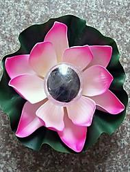 Lanterna solar da flor