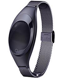 Pulseira Inteligente Impermeável Suspensão Longa Calorias Queimadas Pedômetros Esportivo Monitor de Batimento Cardíaco Sensível ao Toque