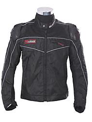 duhan d102 Motorradjacke Motorradrennen Jacke Schutz Wasser risistant und winddicht mit 5 Stück eva Schutz Getriebe