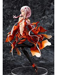 Figures Animé Action Inspiré par Guilty Crown Inori Yuzuriha PVC 20 CM Jouets modèle Jouets DIY