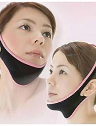 Visage Manuel Shiatsu Faire face à plus mince Portable Acrylique