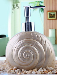 Shell Lotion Bottle Resin /Contemporary
