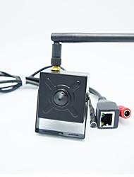WiFi tf Kartenschlitz 1.0 mp Miniinnen drahtlose WiFi 720p p2p Mini-IP-Kamera CCTV-Kamera externes Mikrofon