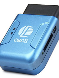 Tk206 car obdii interface gps gprs tracker