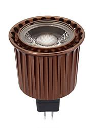 3W GU5.3(MR16) Spot LED MR16 1 COB 240 lm Blanc Chaud Blanc Froid Décorative V 1 pièce